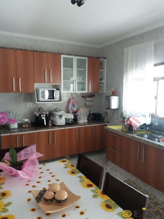 VENDA   SOBRADO - Jardim Brasil Zona Norte - 2 dormitórios - 2 Vagas - 198m² - CÓD:EJ4894