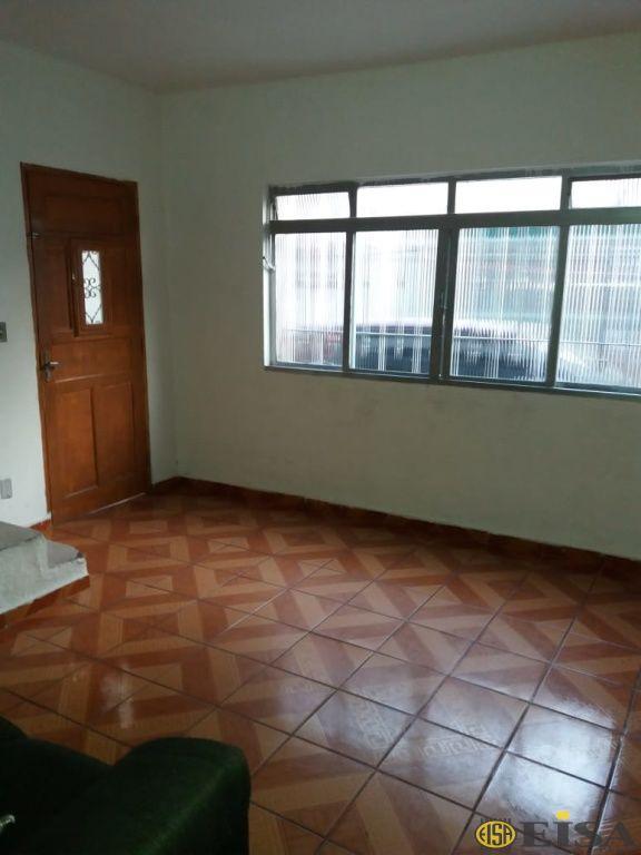 LOCAÇÃO   CASA ASSOBRADADA - Vila Constança - 2 dormitórios - 1 Vagas - 80m² - CÓD:EJ4911