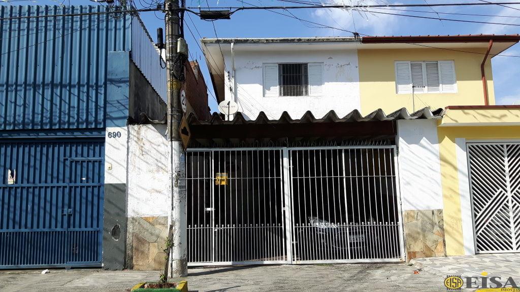 VENDA | SOBRADO - Jardim Brasil Zona Norte - 2 dormitórios - 2 Vagas - 122m² - CÓD:EJ4926