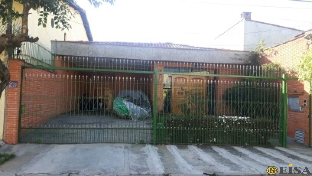 VENDA | CASA TéRREA - Parque Edu Chaves - 3 dormitórios - 6 Vagas - 180m² - CÓD:EJ4930