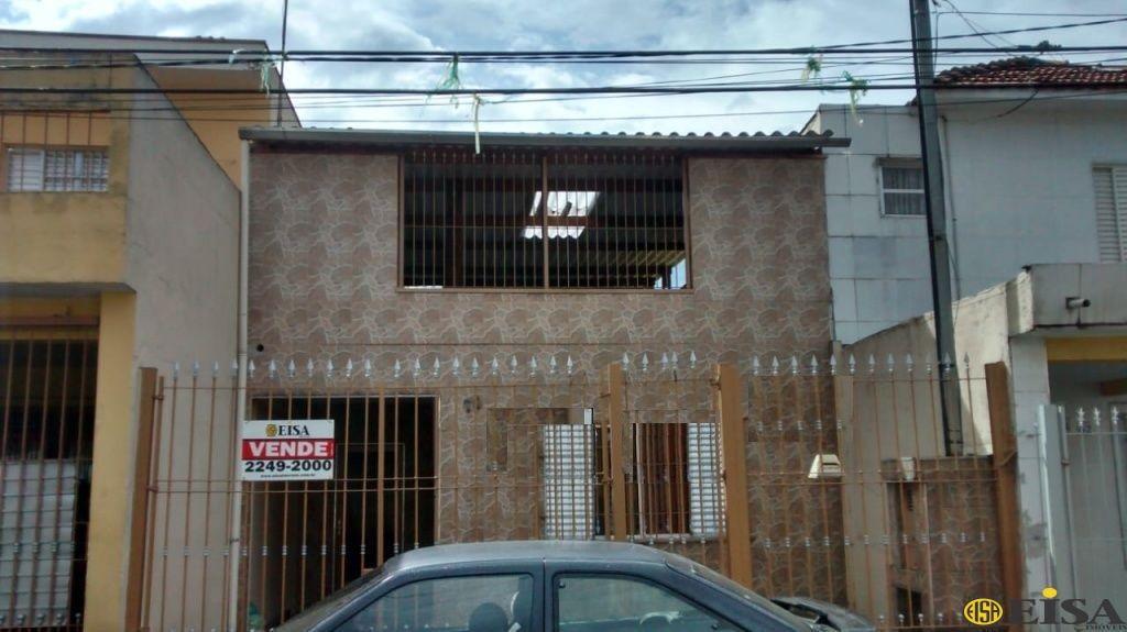 VENDA | CASA TéRREA - Parque Edu Chaves - 2 dormitórios - 1 Vagas - 66m² - CÓD:EJ4943