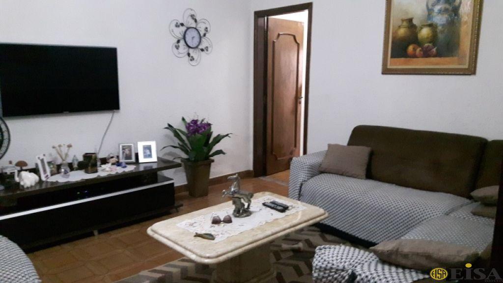 VENDA | SOBRADO - Jardim Brasil Zona Norte - 3 dormitórios - 2 Vagas - 191m² - CÓD:EJ4954