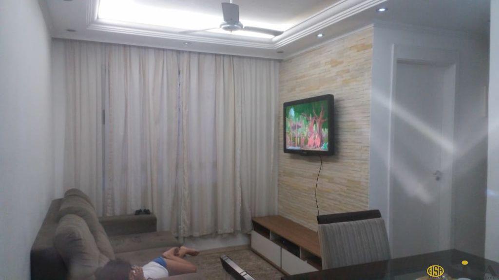 VENDA | CONDOMíNIO - Ponte Grande - 2 dormitórios -  Vagas - 50m² - CÓD:EJ4955