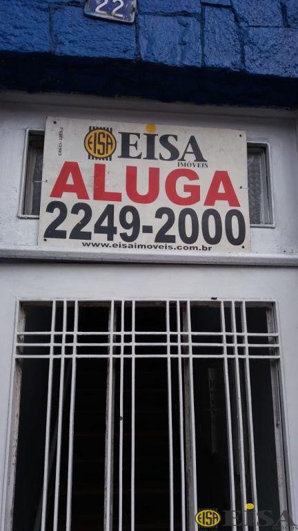 LOCAÇÃO | CASA ASSOBRADADA - Jardim Brasil Zona Norte - 2 dormitórios -  Vagas - 80m² - CÓD:EJ4956