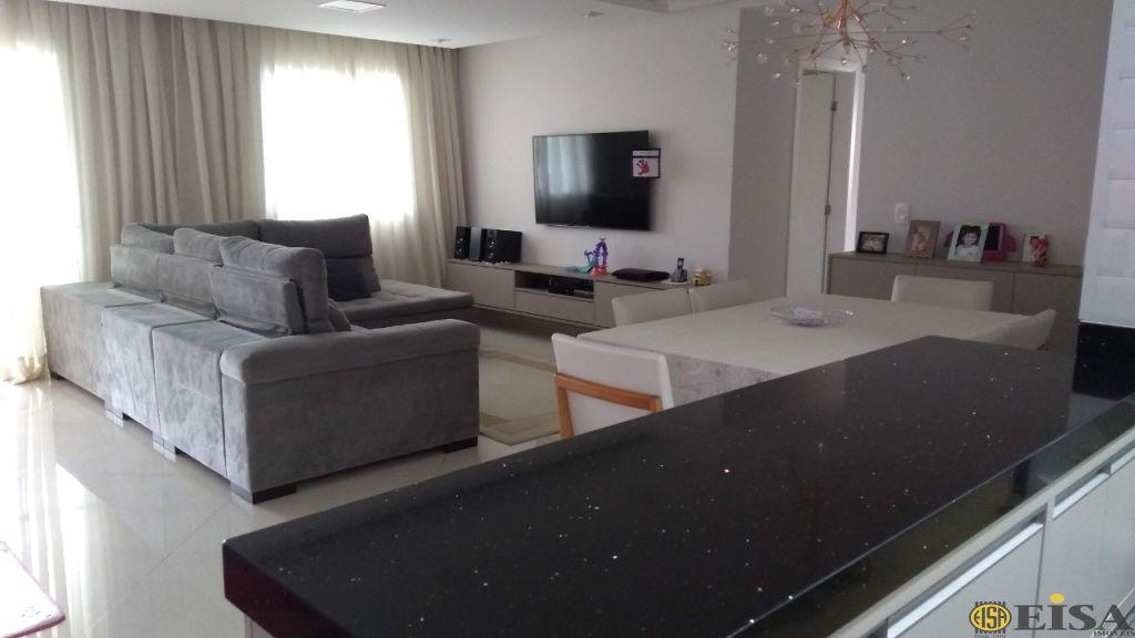 VENDA | CONDOMíNIO - Lauzane Paulista - 3 dormitórios - 3 Vagas - 118m² - CÓD:EJ4957