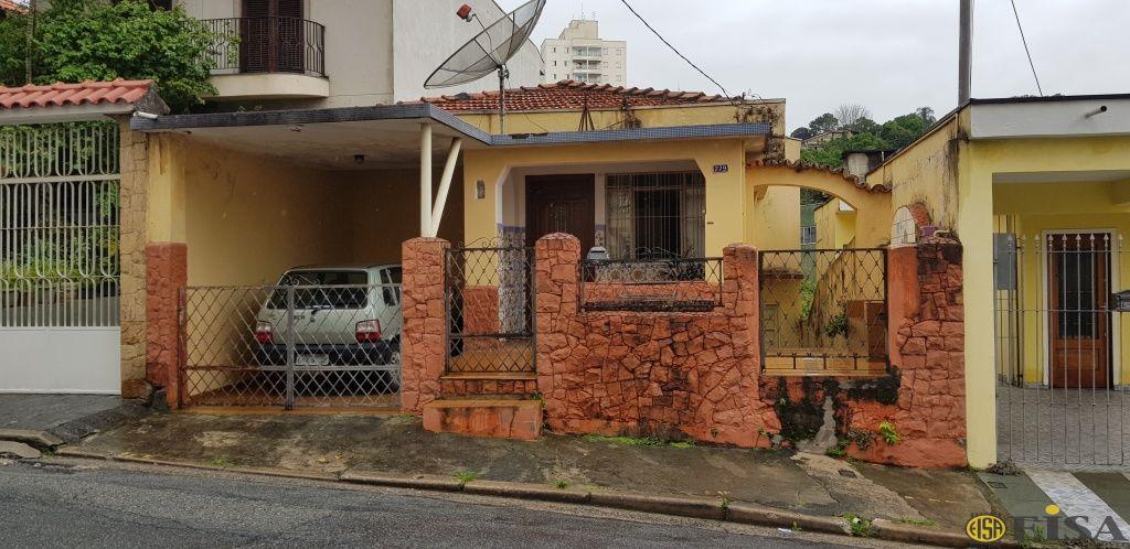VENDA | CASA TéRREA - Vila Gustavo -  dormitórios -  Vagas - 220m² - CÓD:EJ4968