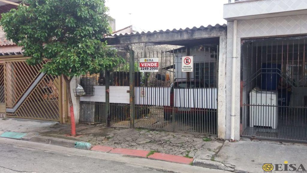 VENDA | SOBRADO - Jardim Brasil Zona Norte - 1 dormitórios - 1 Vagas - 200m² - CÓD:EJ4973