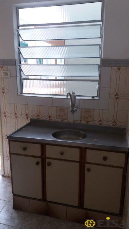 LOCAÇÃO | CASA ASSOBRADADA - Jardim Brasil Zona Norte - 1 dormitórios -  Vagas - 40m² - CÓD:EJ4976