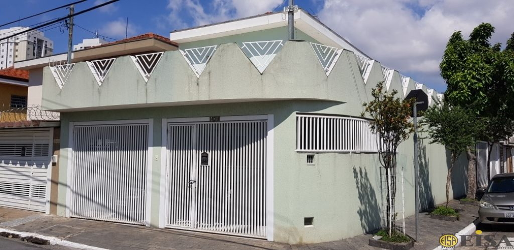 VENDA | SOBRADO - Parque Edu Chaves - 3 dormitórios - 4 Vagas - 179m² - CÓD:EJ4998