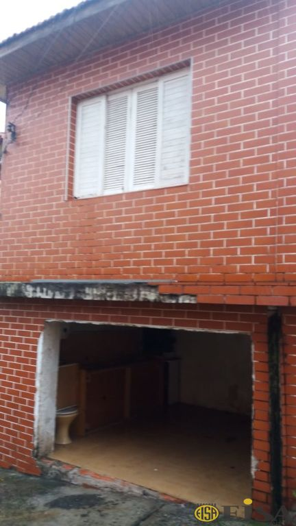 VENDA | CASA ASSOBRADADA - Vila Gustavo - 2 dormitórios - 1 Vagas - 100m² - CÓD:EJ5008