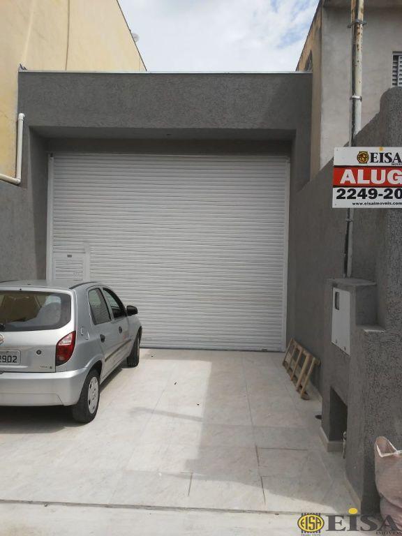 LOCAÇÃO | COMERCIAL - Vila Medeiros -  dormitórios - 2 Vagas - 100m² - CÓD:EJ5011