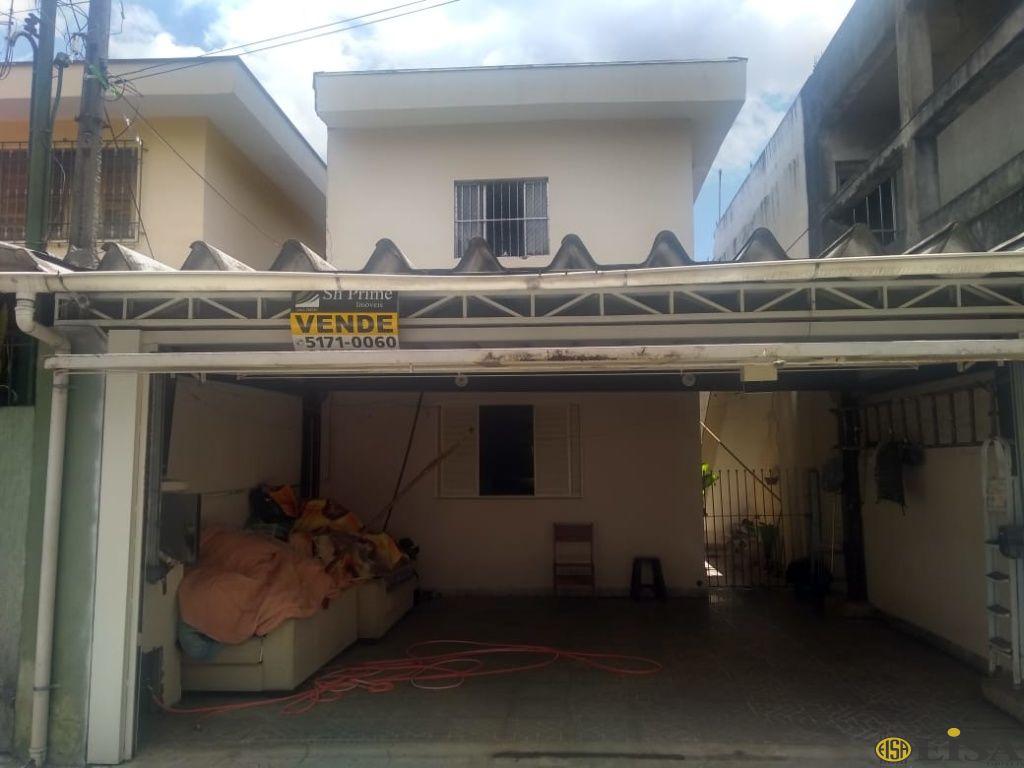 VENDA | SOBRADO - Jardim Brasil Zona Norte - 4 dormitórios - 2 Vagas - 120m² - CÓD:EJ5027