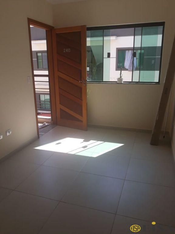 VENDA | CONDOMíNIO - Vila Santa Terezinha  Zona Norte - 2 dormitórios -  Vagas - 48m² - CÓD:EJ5047