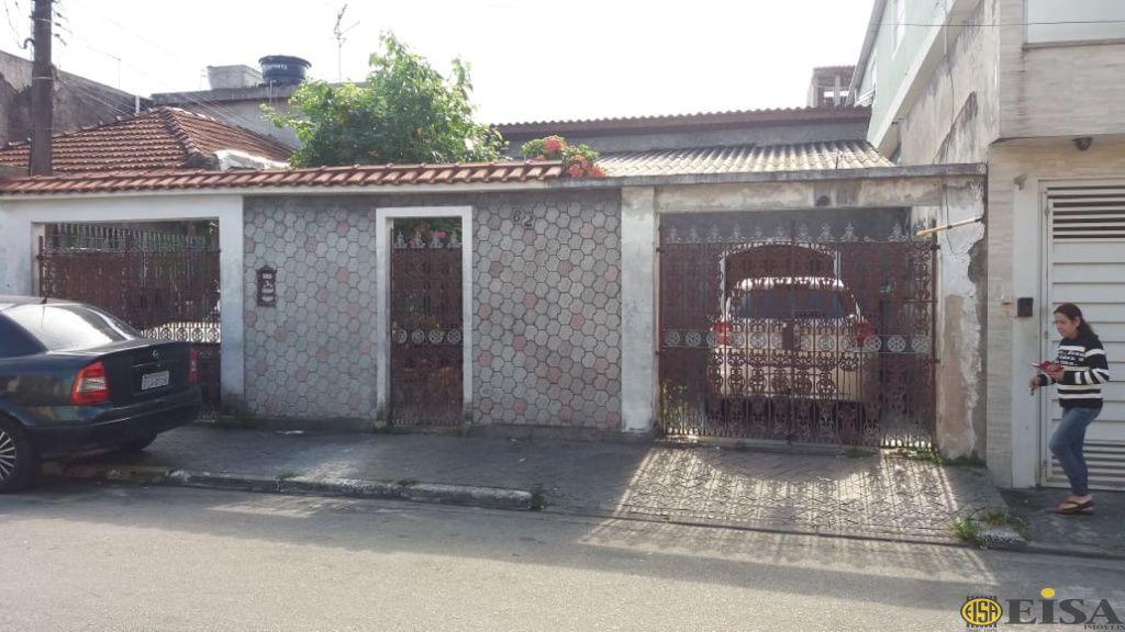 CASA TéRREA - JARDIM BRASIL ZONA NORTE , SãO PAULO - SP | CÓD.: EJ5058