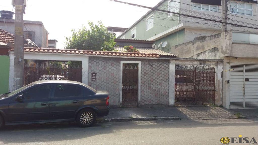 VENDA | CASA TéRREA - Jardim Brasil Zona Norte - 2 dormitórios - 4 Vagas - 160m² - CÓD:EJ5058