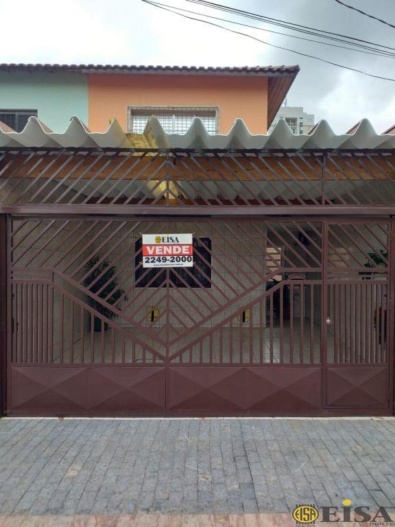 VENDA | SOBRADO - Parque Edu Chaves - 3 dormitórios - 2 Vagas - 169m² - CÓD:EJ5061