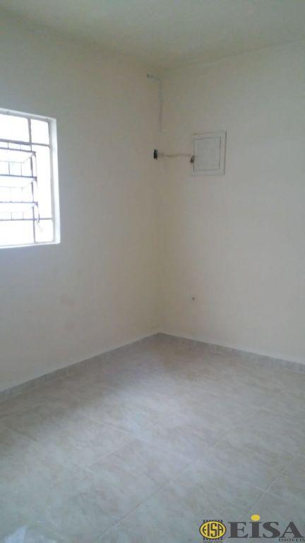 LOCAÇÃO | CASA TéRREA - Parque Edu Chaves - 1 dormitórios -  Vagas - 60m² - CÓD:EJ5065