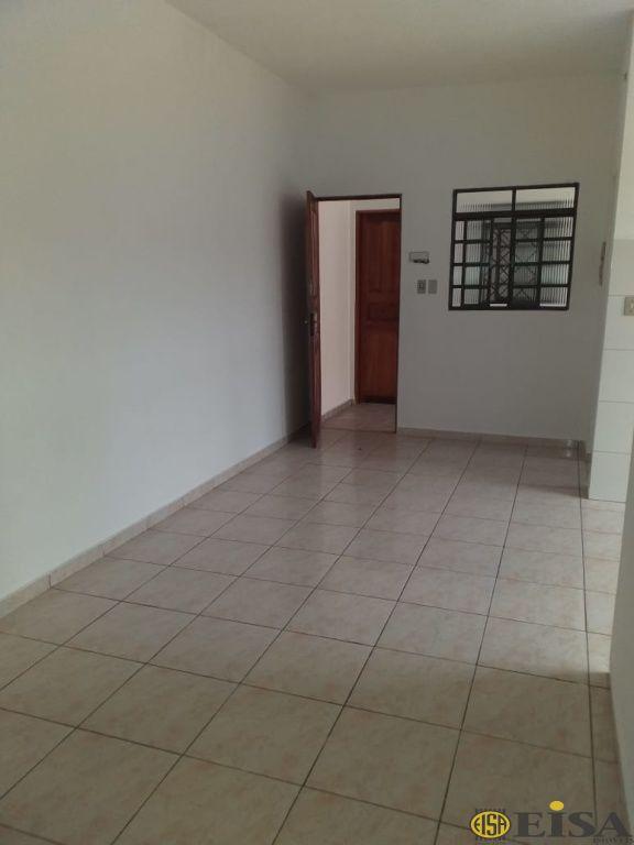 LOCAÇÃO | CASA ASSOBRADADA - Jardim Brasil Zona Norte - 1 dormitórios -  Vagas - 50m² - CÓD:EJ5068