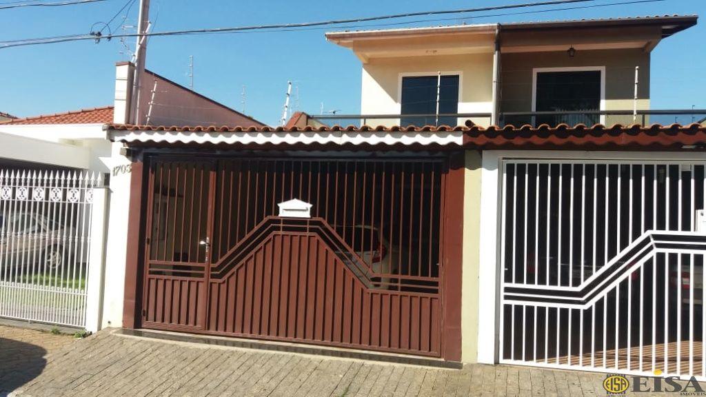 VENDA | SOBRADO - Parque Edu Chaves - 3 dormitórios - 4 Vagas - 147m² - CÓD:EJ5070
