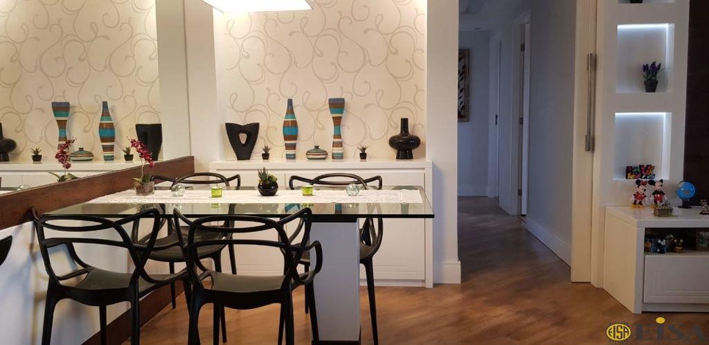 VENDA | APARTAMENTO - Vila Guilherme - 3 dormitórios - 2 Vagas - 110m² - CÓD:EJ5080