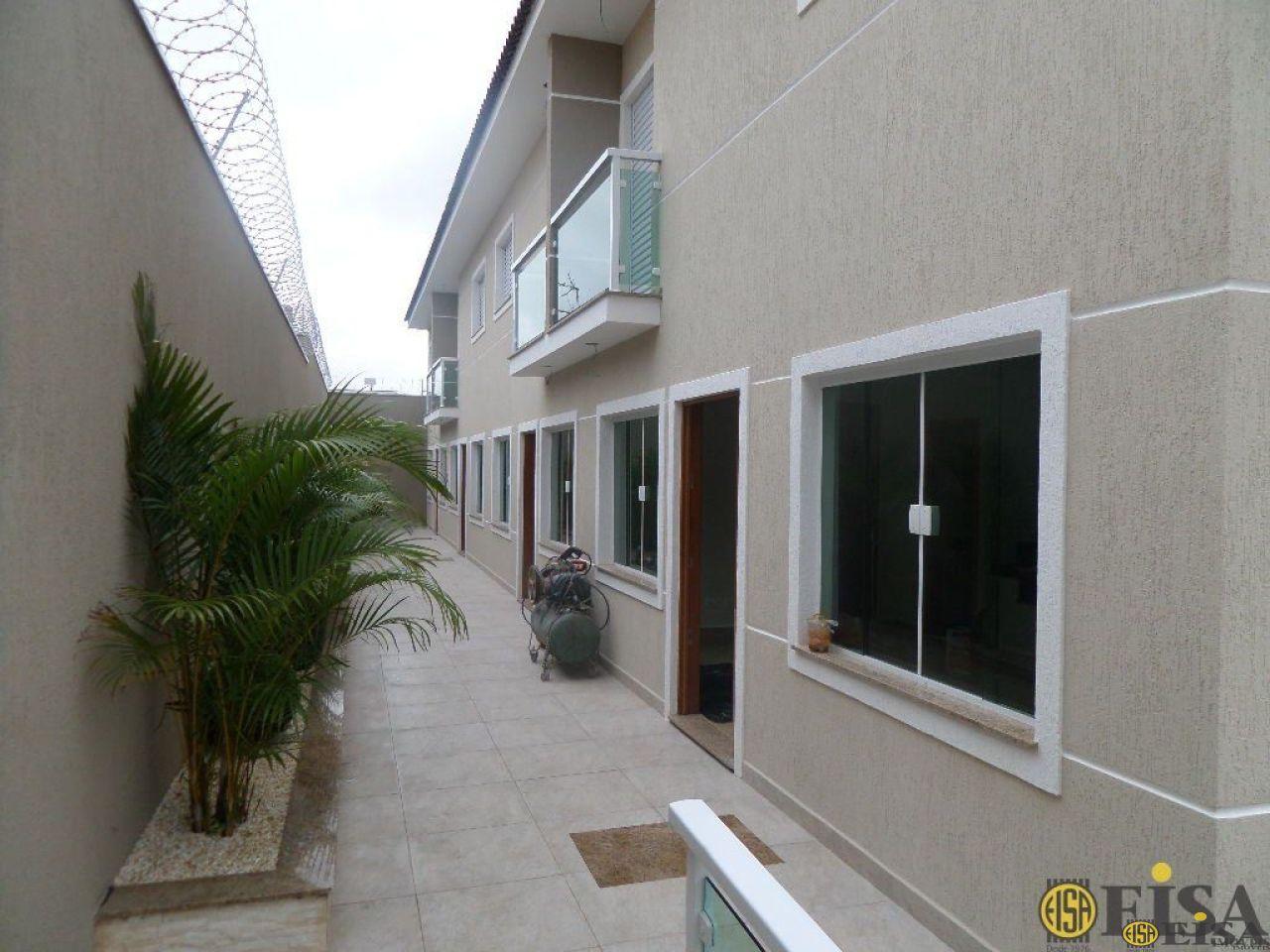 LOCAÇÃO | CONDOMíNIO - Parque Edu Chaves - 3 dormitórios - 2 Vagas - 82m² - CÓD:EJ5091