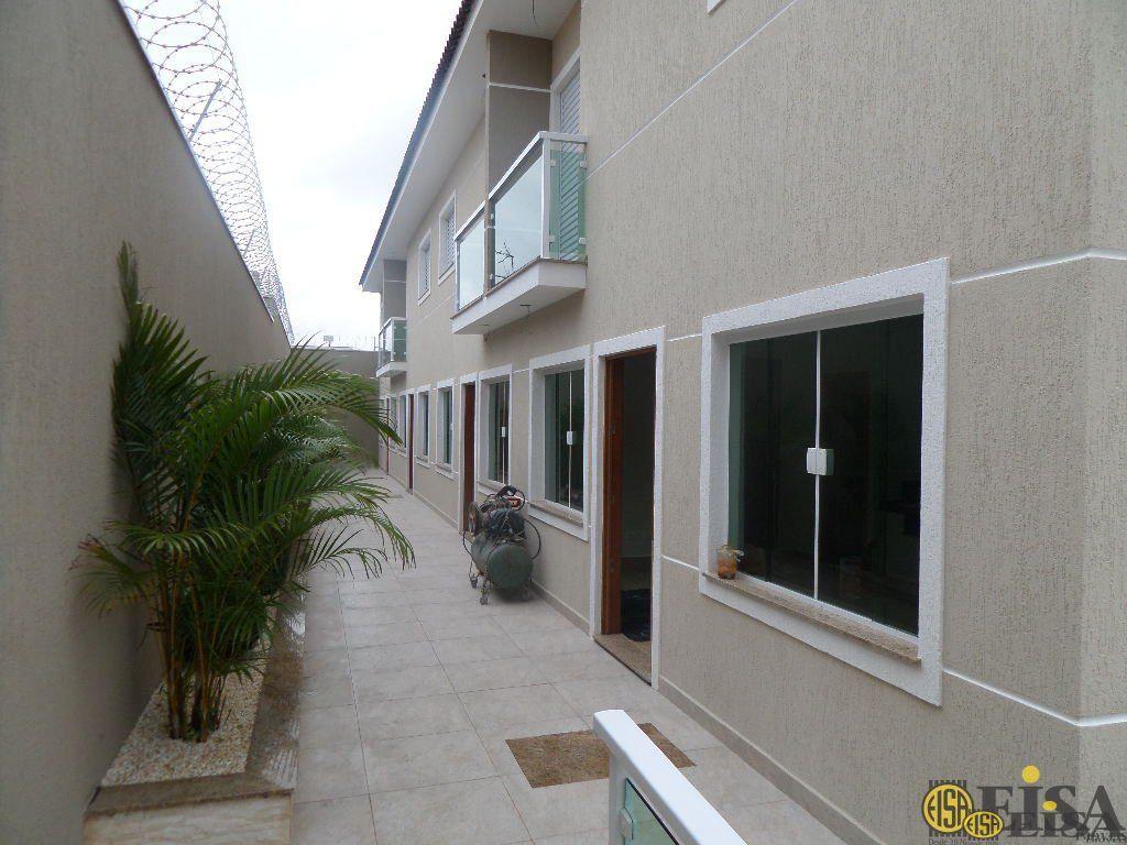 LOCAÇÃO | CONDOMíNIO - Parque Edu Chaves - 3 dormitórios - 2 Vagas - 82m² - CÓD:EJ5093
