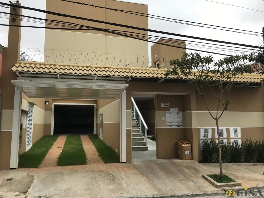 VENDA   CONDOMíNIO - Vila Nova Mazzei - 2 dormitórios - 1 Vagas - 46m² - CÓD:EJ5106