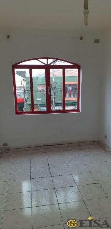 LOCAÇÃO | CASA ASSOBRADADA - Jardim Brasil Zona Norte - 2 dormitórios -  Vagas - 60m² - CÓD:EJ5115