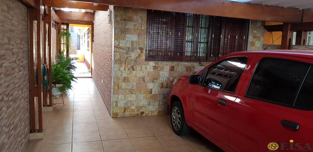 VENDA   CASA TéRREA - Jardim Brasil Zona Norte - 3 dormitórios - 2 Vagas - 120m² - CÓD:EJ5116
