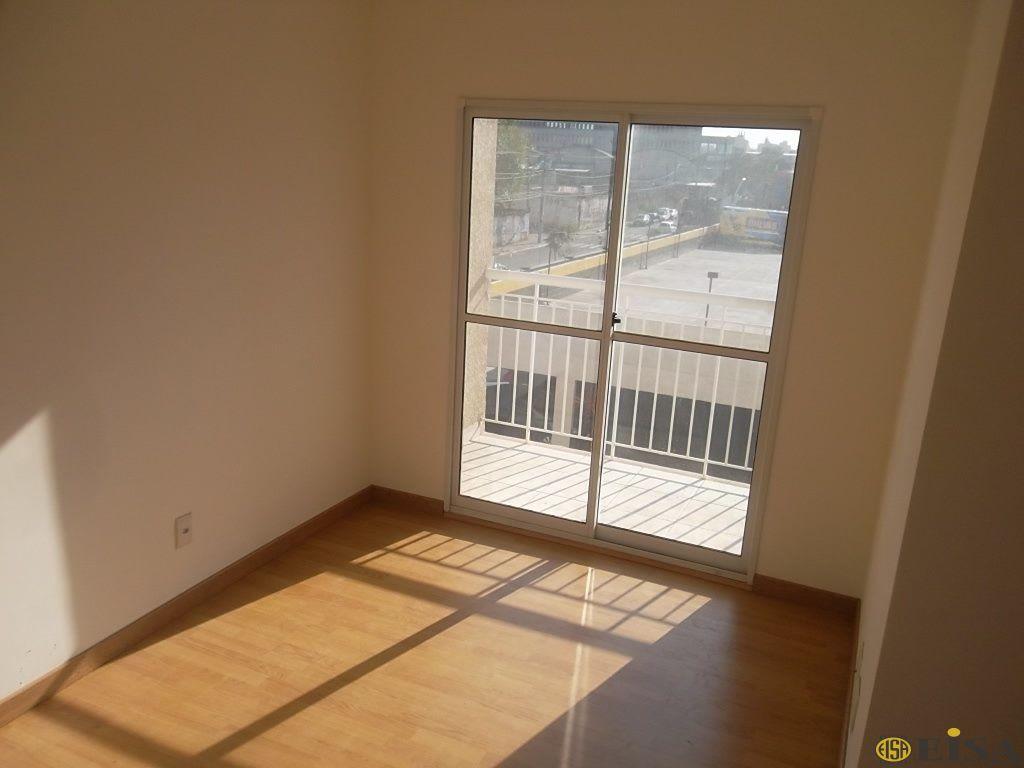 LOCAÇÃO | APARTAMENTO - Vila Constança - 2 dormitórios - 1 Vagas - 1m² - CÓD:EJ5120