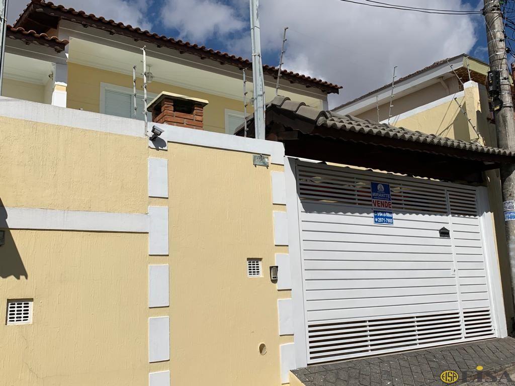 VENDA | SOBRADO - Vila Constança - 2 dormitórios - 2 Vagas - 70m² - CÓD:EJ5125