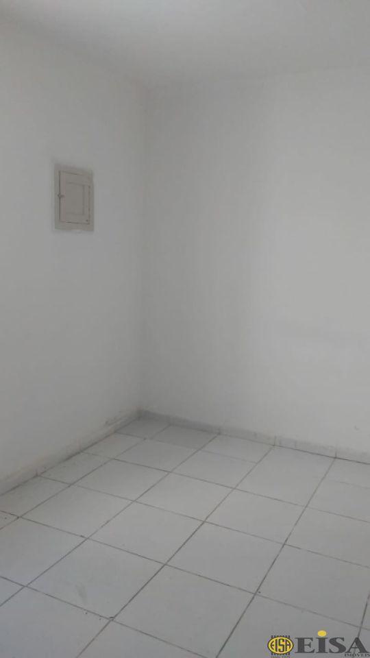 LOCAÇÃO   CASA DE VILA - Vila Gustavo - 1 dormitórios -  Vagas - 50m² - CÓD:EJ5132