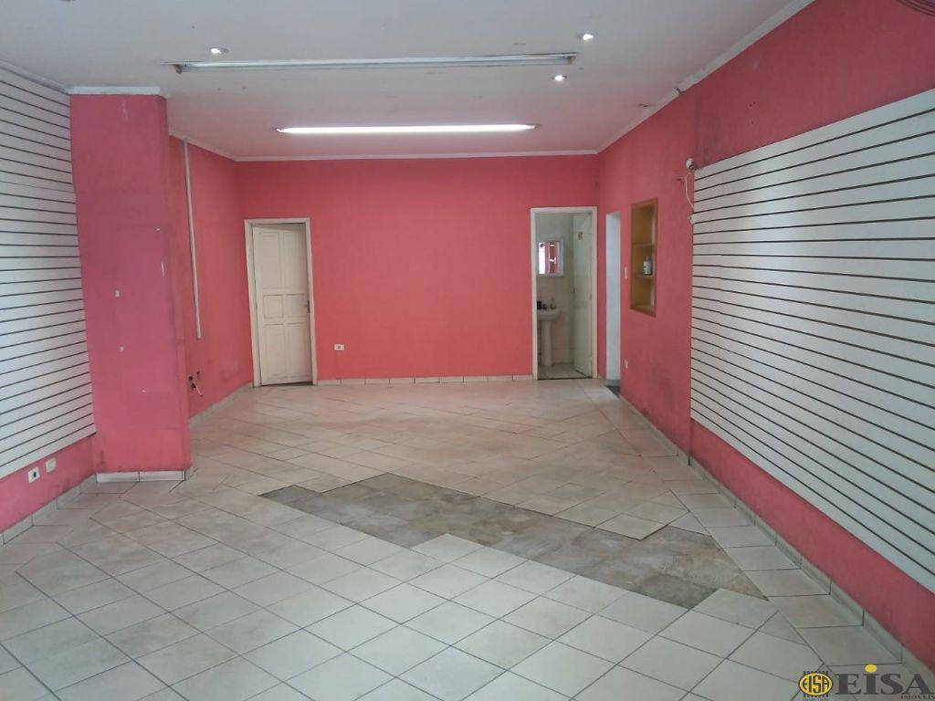 LOCAÇÃO   COMERCIAL - Jardim Brasil Zona Norte -  dormitórios -  Vagas - 80m² - CÓD:EJ5135