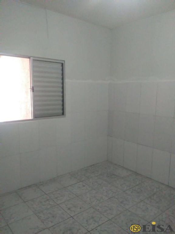 LOCAÇÃO   CASA TéRREA - Jardim Brasil Zona Norte - 1 dormitórios -  Vagas - 50m² - CÓD:EJ5141