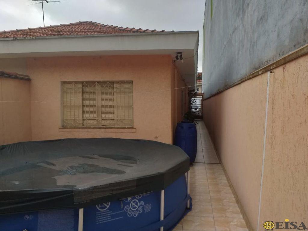 VENDA   CASA TéRREA - Parque Edu Chaves - 3 dormitórios - 2 Vagas - 114m² - CÓD:EJ5160