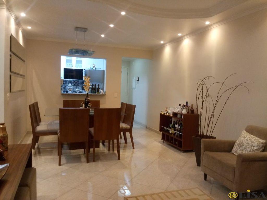 VENDA | APARTAMENTO - Belenzinho - 2 dormitórios - 2 Vagas - 87m² - CÓD:EJ5165