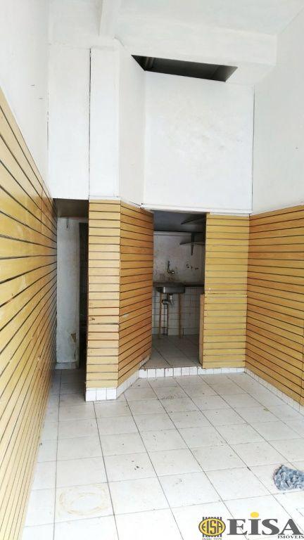 LOCAÇÃO | COMERCIAL - Jardim Brasil Zona Norte -  dormitórios -  Vagas - 30m² - CÓD:EJ5170