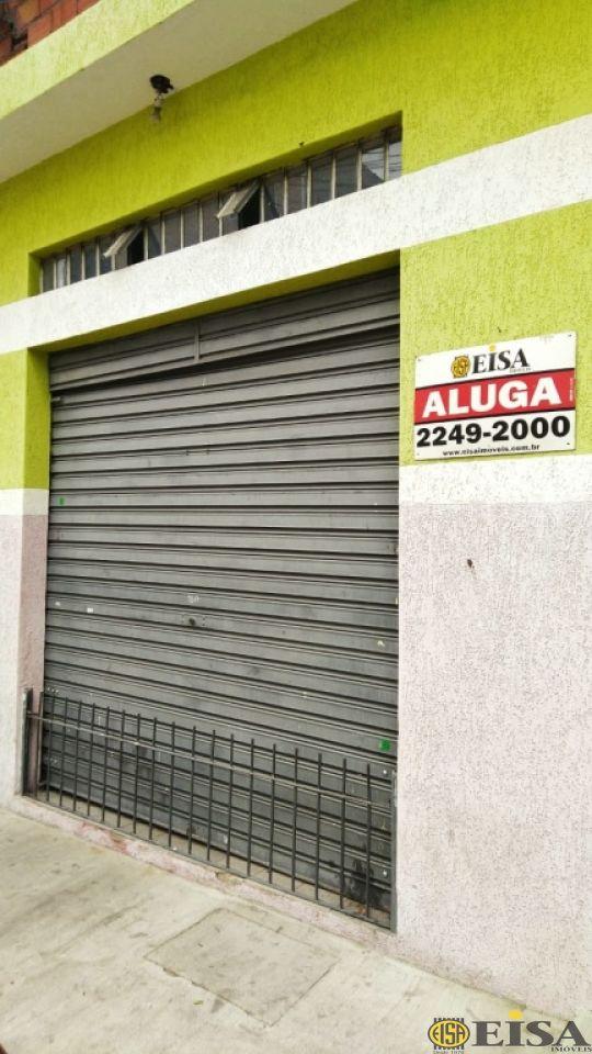 LOCAÇÃO | COMERCIAL - Jardim Brasil Zona Norte -  dormitórios -  Vagas - 80m² - CÓD:EJ5171