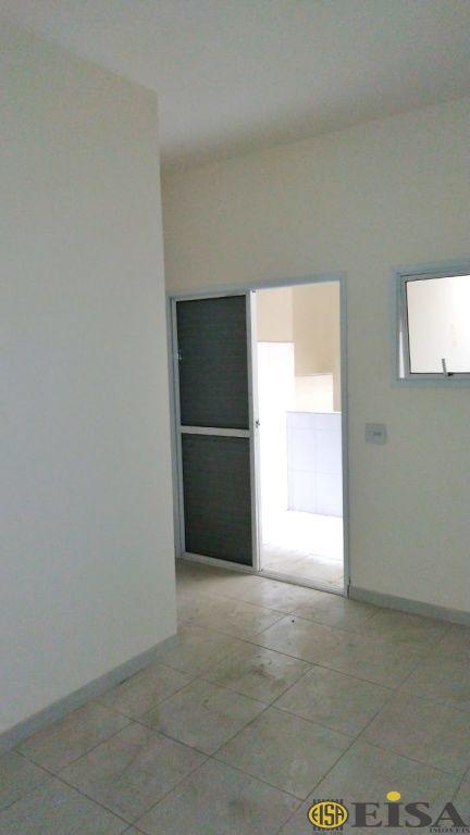 LOCAÇÃO   CASA TéRREA - Jardim Brasil Zona Norte - 1 dormitórios -  Vagas - 50m² - CÓD:EJ5181