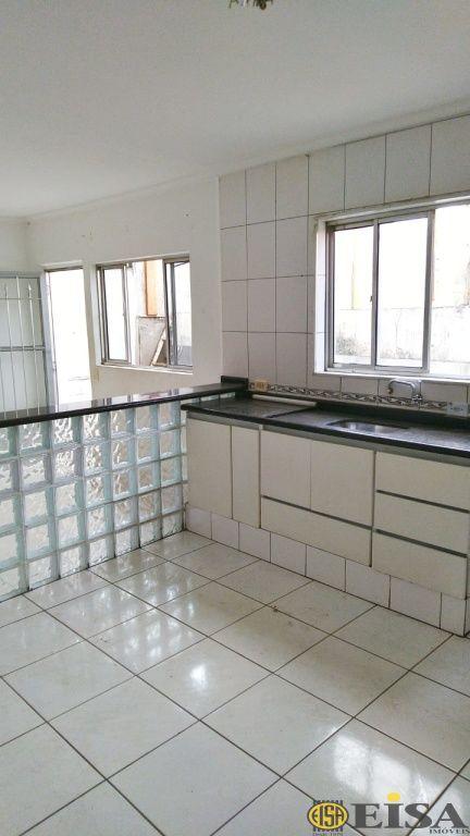 LOCAÇÃO   CASA ASSOBRADADA - Parque Edu Chaves - 2 dormitórios -  Vagas - 60m² - CÓD:EJ5190