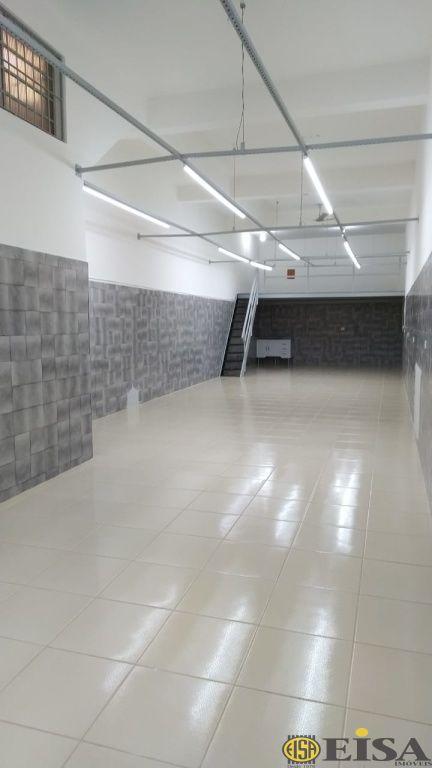 LOCAÇÃO   COMERCIAL - Jardim Brasil Zona Norte -  dormitórios -  Vagas - 100m² - CÓD:EJ5191