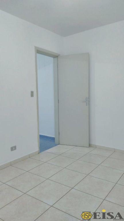 LOCAÇÃO   CASA ASSOBRADADA - Jardim Brasil Zona Norte - 1 dormitórios -  Vagas - 50m² - CÓD:EJ5193