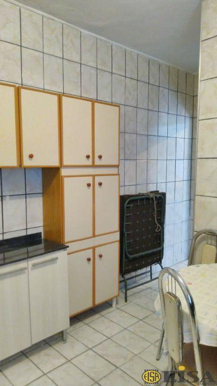 LOCAÇÃO   CASA TéRREA - Jardim Brasil Zona Norte - 1 dormitórios -  Vagas - 60m² - CÓD:EJ5199