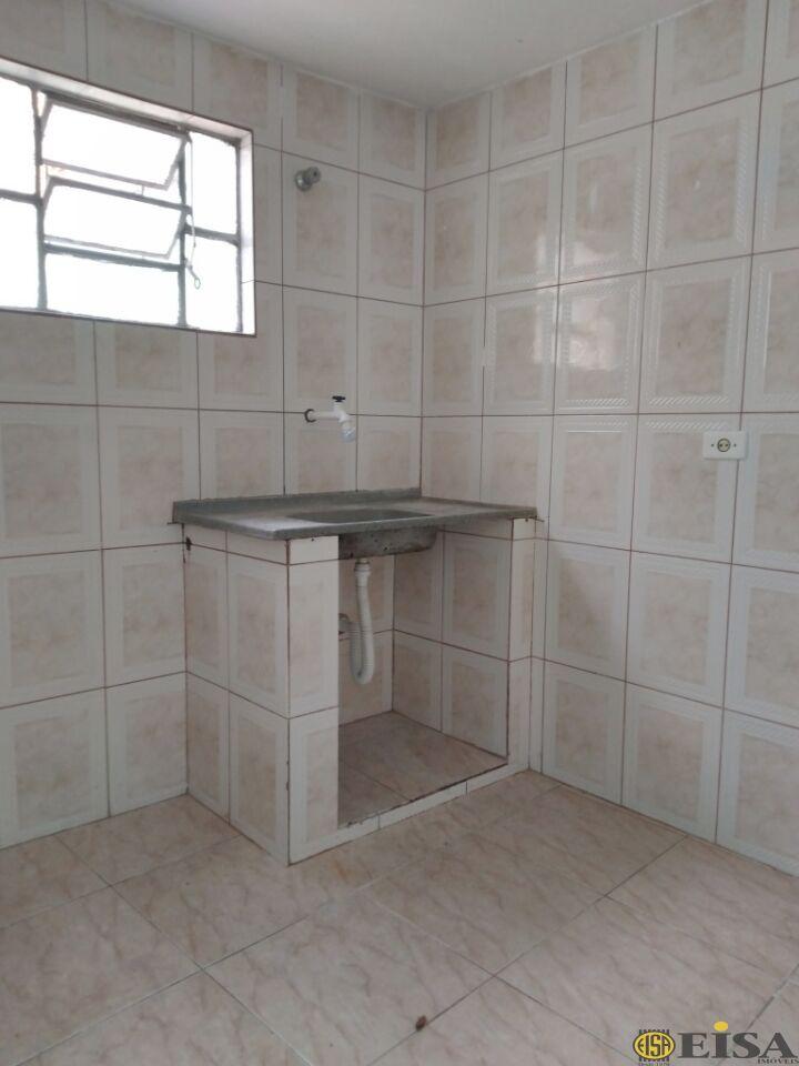 LOCAÇÃO | CASA DE VILA - Jardim Modelo - 1 dormitórios -  Vagas - 30m² - CÓD:EJ5228