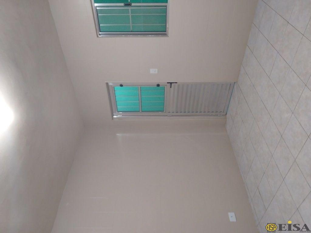 LOCAÇÃO | CASA DE VILA - Vila Constança - 1 dormitórios -  Vagas - 50m² - CÓD:EJ5243