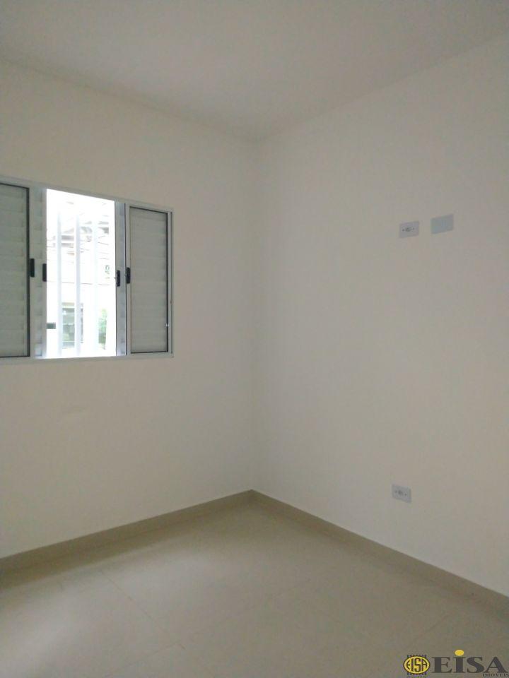 LOCAÇÃO   CONDOMíNIO - Parque Edu Chaves - 1 dormitórios -  Vagas - 48m² - CÓD:EJ5252