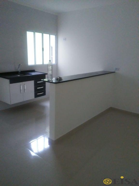 LOCAÇÃO | CONDOMíNIO - Parque Edu Chaves - 1 dormitórios -  Vagas - 48m² - CÓD:EJ5257