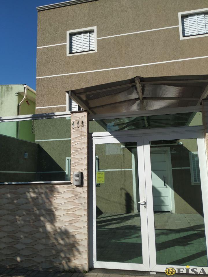 LOCAÇÃO | CONDOMíNIO - Parque Edu Chaves - 1 dormitórios -  Vagas - 48m² - CÓD:EJ5261