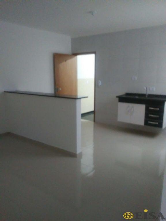 LOCAÇÃO   CONDOMíNIO - Parque Edu Chaves - 1 dormitórios -  Vagas - 48m² - CÓD:EJ5262