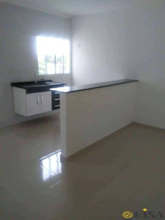 LOCAÇÃO   CONDOMíNIO - Parque Edu Chaves - 1 dormitórios -  Vagas - 48m² - CÓD:EJ5263